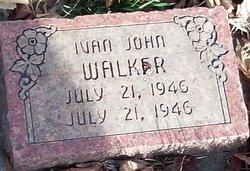 Ivan John Walker