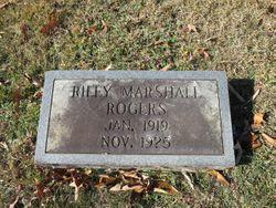 Riley Marshall Rogers