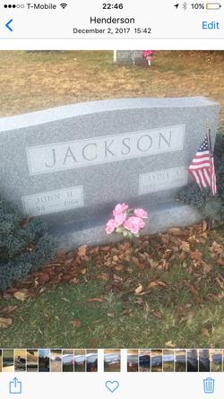 John Hadden Jackson