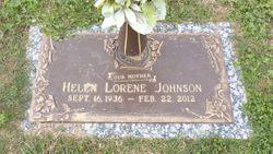 Helen Lorene <I>Anderson</I> Johnson