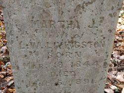 Martha J. Livingston