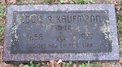 Louis R Kaufmann