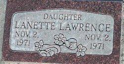 Lanette Lawrence