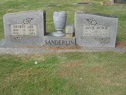 Ernest Lee Sanderlin