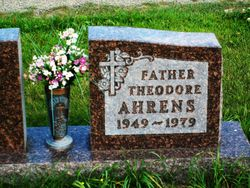 Theodore John Ahrens