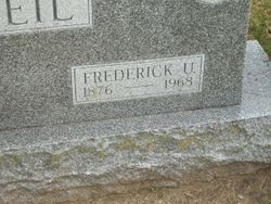 Pvt Fredrick Uriah Beil