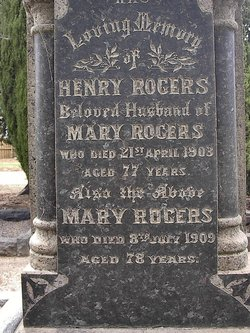 Mary Rogers