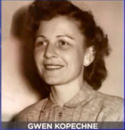 Gwen Lydia <I>Jennings</I> Kopechne