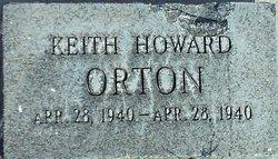 Keith Howard Orton