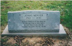 Jonas Menser