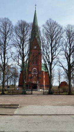 Bunkeflo kyrkogård