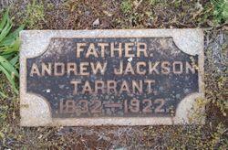 Andrew Jackson Tarrant