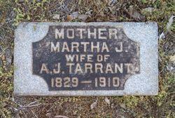 Martha Jane <I>Ayers</I> Tarrant