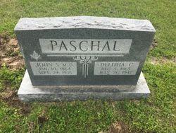 Dr John Seburn Paschal