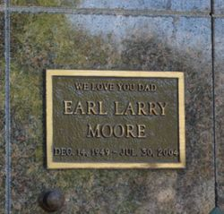Earl Larry Moore