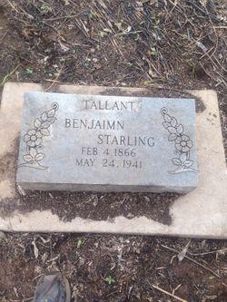 Benjamin S Tallant