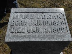 Jane <I>Handley</I> Logan