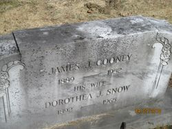 Dorothea June <I>Snow</I> Cooney
