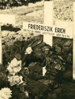 Erich Friedriszik
