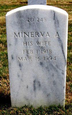 Minevera A Garcia