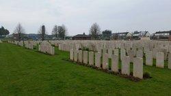 Peronne Communal Cemetery Extension