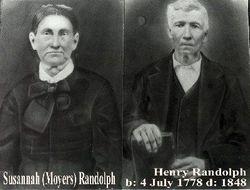 Rev Henry Randolph