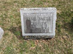 "Emma Elizabeth ""Elsie"" <I>Smith</I> Griffith"