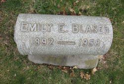 Emily E. <I>Suroski</I> Blaser