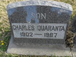 """Charles """"Charlie"""" Quaranta"""