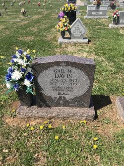 Gail <I>Murphy</I> Davis