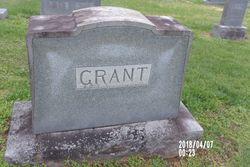 Sallie <I>Hamilton</I> Grant