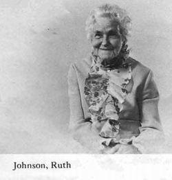 Ruth M <I>Burklund</I> Johnson