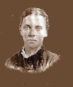 """Elizabeth Caroline """"Aunt Cal"""" <I>Barber</I> Gentry"""