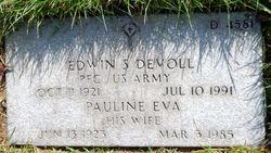 Edwin S Devoll