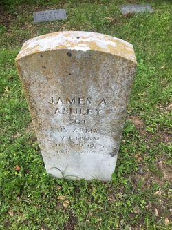 James A. Ashley