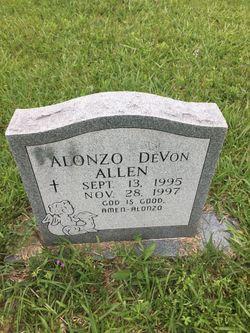 Alonzo DeVon Allen