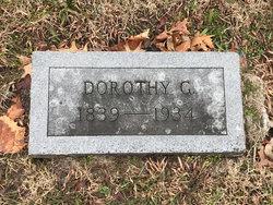 Dorothy Louisa <I>Gates</I> Maxwell