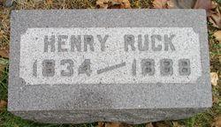 Henry Ruck