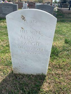 Alda Alicemena <I>Lasure</I> Paugh