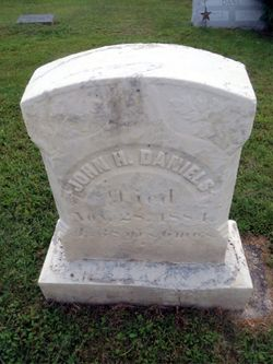 John H Daniels