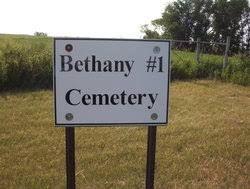Bethany Cemetery #1