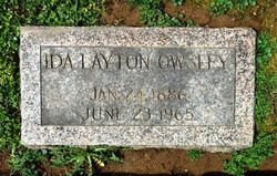 Ida Belle <I>Layton</I> Owsley