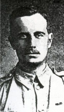 Sgt Arthur Hayes