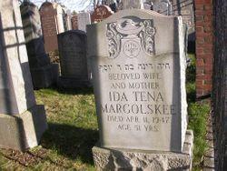 Ida Tena <I>Shalek</I> Margolskee
