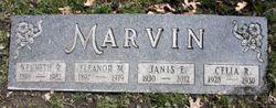 Janis Elizabeth Marvin