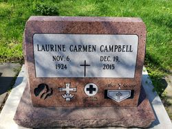 Laurine Carmen <I>Faro</I> Campbell