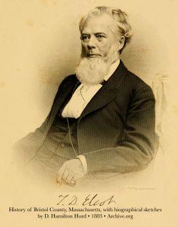 Thomas Dawes Eliot