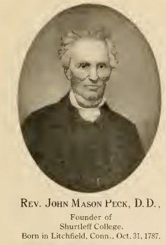 Rev John Mason Peck