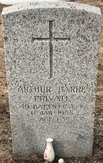 Arthur Barre