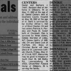 Barbara Jean <I>Heil</I> Centers
